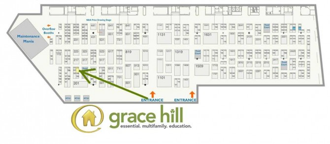 Win an iPad Mini through Grace Hill