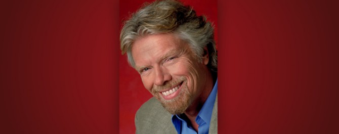 Sir Richard Branson – General Session Keynote
