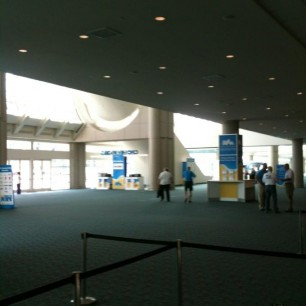Beautiful San Diego Convention Center